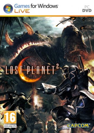 Lost Planet 2 (2010/RUS/MULTI9/RePack by z10yded)