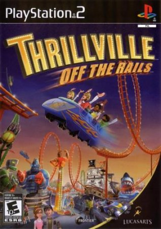 Thrillville Off The Rails (2007/ENG/PS2)