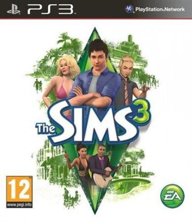 The Sims 3 (2010/USA/ENG/PS3)