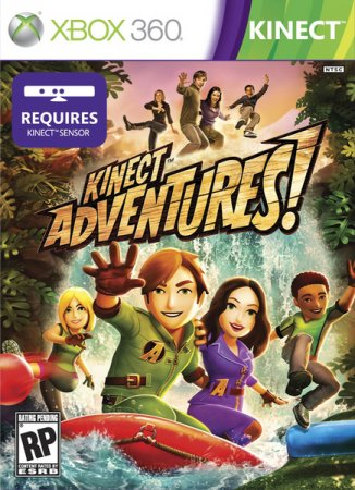 Kinect Adventures (2010/ENG/XBOX360/PAL)