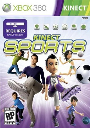 Kinect Sports (2010/ENG/RF/XBOX360]