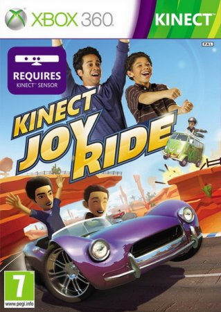 Kinect Joy Ride (2010/PAL/ENG/XBOX360)