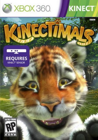 Kinectimals (2010/RF/ENG/XBOX360)
