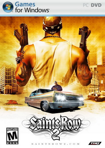 Twitch livestream saints row 2 part 2 xbox 360