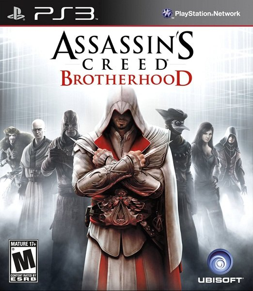 Assassin's Creed: Brotherhood (2010/PS3/Eng/Rus)
