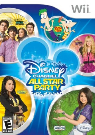Disney Channel All Star Party (2010/Wii/ENG)