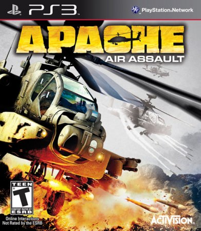 Apache Air Assault (2010/MULTI/PS3/PAL)