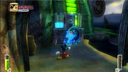 Epic Mickey (2010/Wii/ENG)