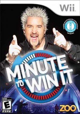 Minute To Win It (2010/Wii/ENG)