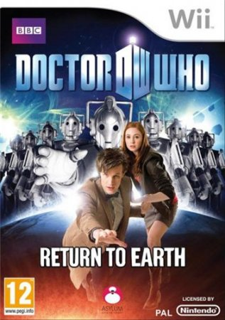 Doctor Who: Return to Earth (2010/Wii/ENG)
