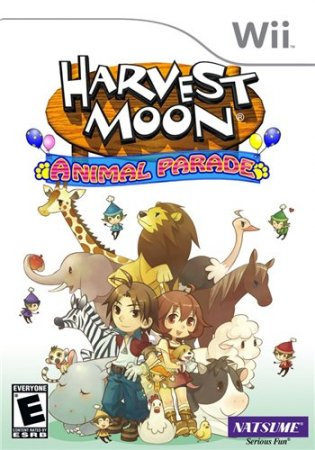Harvest Moon: Animal Parade (2010/Wii/ENG)