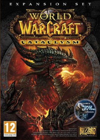 World of Warcraft: Cataclysm (2010/RUS)