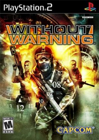 Without Warning (2006/ENG/PS2)