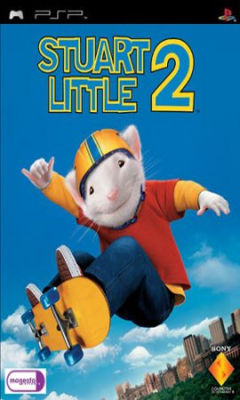 Stuart Little 2 (2002/PSP-PSX/RUS)