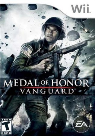 Medal Of Honor: Vanguard (2007/NTSC-U/ENG/Wii)