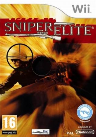 Sniper Elite (2010/USA/ENG/Wii)
