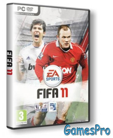 FIFA 11 (2010/RUS) RePack by RG Packers