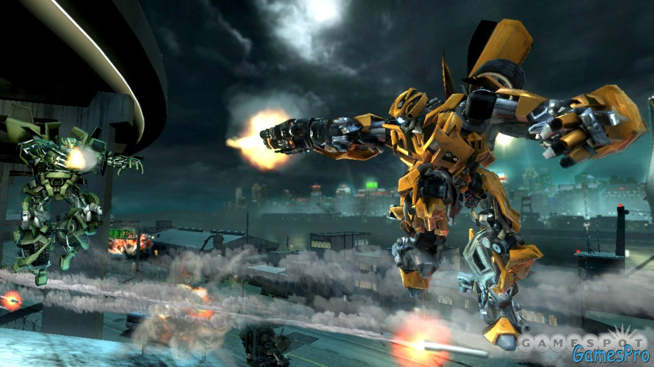 Download transformers revenge of the fallen game for pc