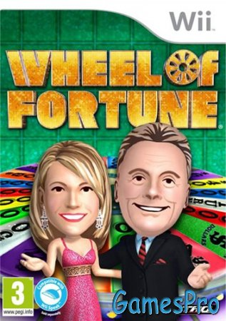 Wheel Of Fortune (2010/Wii/ENG)