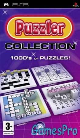 Puzzler Collection (2008/PSP/ENG)