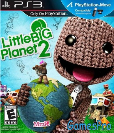 LittleBigPlanet 2 (Move) (2011/MULTI-16/RUS/PS3)