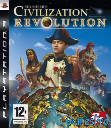 Sid Meier's Civilization Revolution (2009/PS3/ENG)