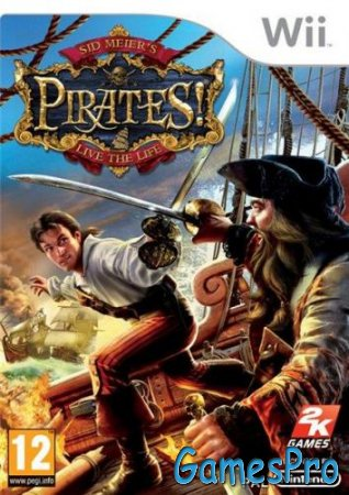 Sid Meier's Pirates (2010/PAL/ENG/Wii)