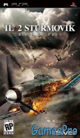 IL-2 Sturmovik: Birds of Prey (2009/Rus/PSP)