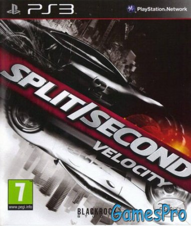 Split/Second (2010/RUSSOUND/PS3)