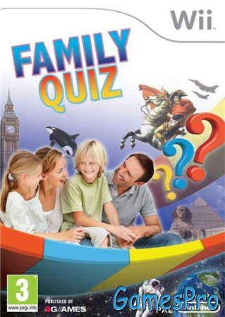 Family Quiz (2011/Wii/ENG)
