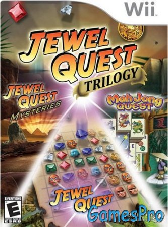 Jewel Quest Trilogy (2011/Wii/ENG)