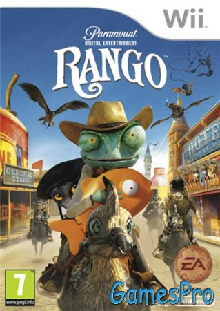 Rango: The Video Game (2011/Wii/ENG)