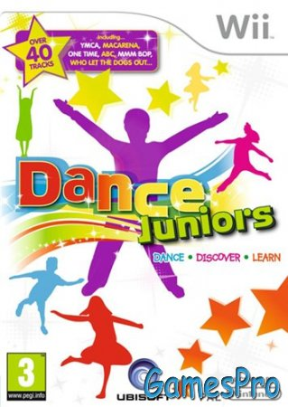 Dance Juniors (2011/Wii/ENG)