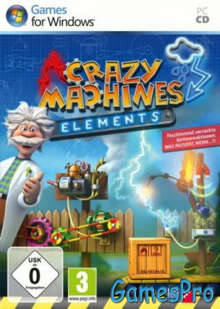 Crazy Machines Elements (2011/MULTI5)