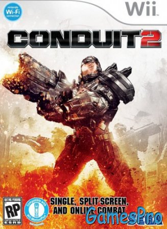 The Conduit 2 (2011/ENG/DE/WII/PAL)