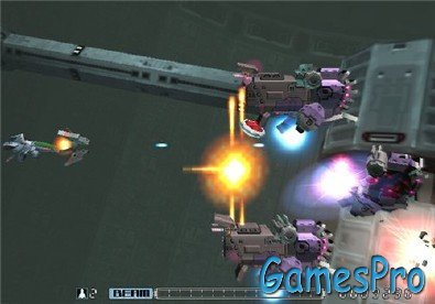 R-Type Final (2004/PS2/RUS)
