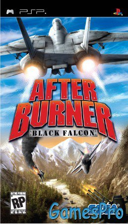 After Burner : Black Falcon (PSP/2007/ENG)