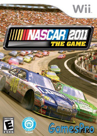 NASCAR 2011: The Game (2011/Wii/USA/ENG)