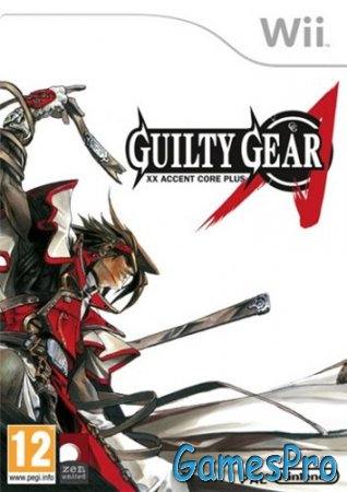 Guilty Gear XX Accent Core Plus (2011/Wii/ENG)