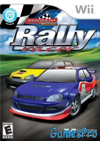 Maximum Racing Rally Racer (2011/Wii/ENG)