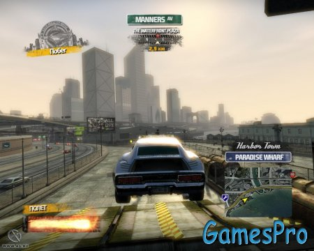 Burnout Paradise: The Ultimate Box (2009/Rus/PC) RePack от R.G. Element Arts