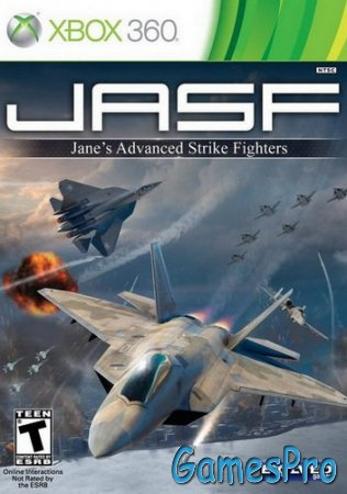 JASF: Jane's Advanced Strike Fighters (2011/PAL/NTSC-U/ENG/XBOX360)