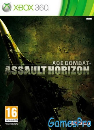 Ace Combat: Assault Horizon (2011/PAL/ENG/XBOX360)