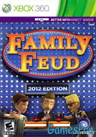 Family Feud: 2012 Edition (2011/NTSC-U/ENG/XBOX360)