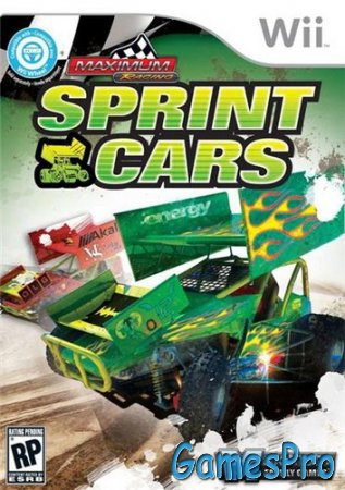 Maximum Racing: Sprint Cars (2011/Wii/ENG)