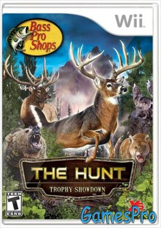 Bass Pro Shops: The Hunt - Trophy Showdown (2011/Wii/ENG)