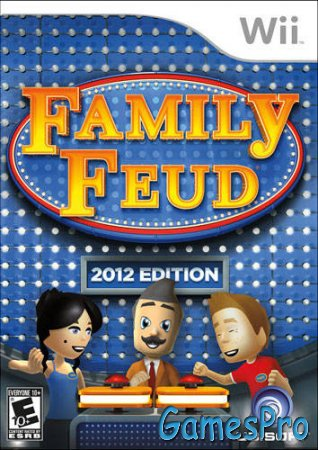Family Feud 2012 Edition (2011/Wii/ENG)