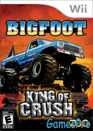 Bigfoot: King Of Crush (2011/Wii/ENG)
