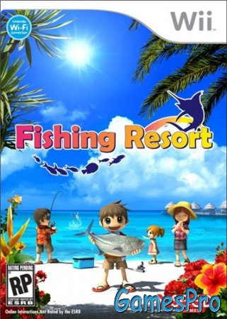 Скачать Fishing Resort (2011/Wii/ENG)