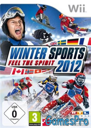 Скачать Winter Sports 2012: Feel the Spirit (2011/Wii/ENG)